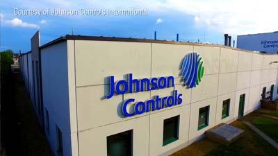 johnson controls shares