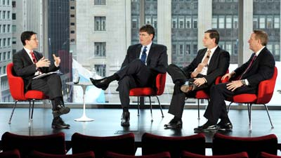 Morningstar Webcast: Three Takes on Today's Market