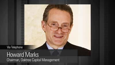 Marks Takes the Market's Temperature