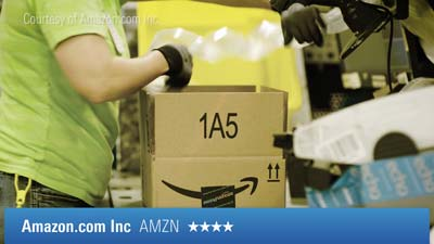 Focus on Prime Boosts Amazon's 3rd Quarter