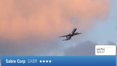 Clearer Skies Ahead for Sabre